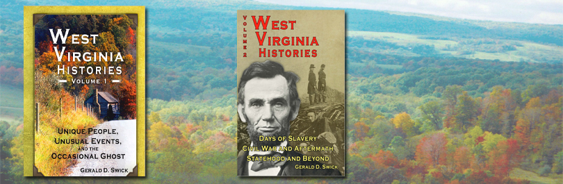West Virginia Histories series